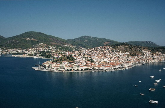 Greek island of Poros under curfew to contain Covid-19 infections