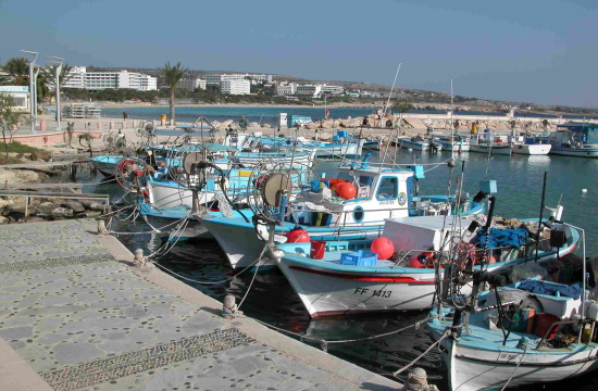 Greek firm concludes first phase of construction works in Agia Napa Marina