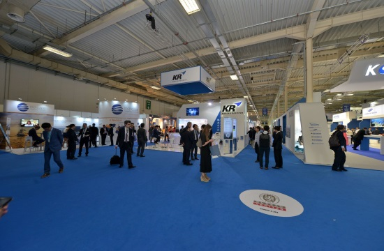 "Cyprus Ministry of Shipping in Athens ""Posidonia 2018"" exhibition"