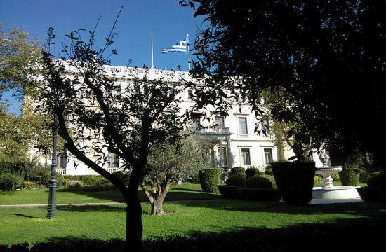 Newly appointed Ambassadors to Athens present credentials to Greek President