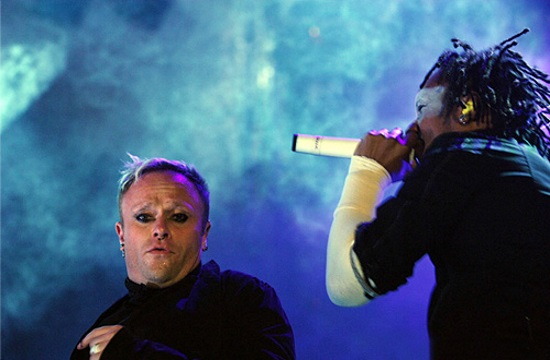Singer Keith Flint and The Prodigy's close ties to Greece (video)
