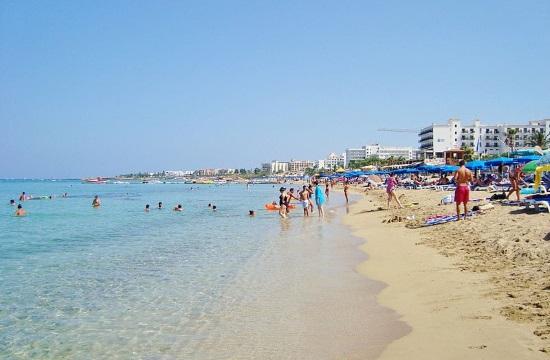 Cyprus tourism revenue jumps 37.5% in April 2017