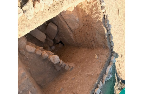 Important finds at Politiko-Troullia and Pyla-Koutsopetria excavations on Cyprus island