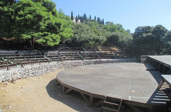 Pythagoreion Theater on Greek island of Samos hosts Young Artists Festival