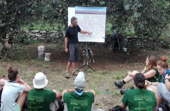Turning to olive oil: From the classroom to the olive grove in Greece