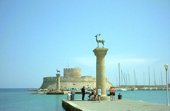 Regional development conference begins in Rhodes island on Monday