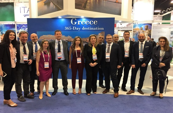 Seatrade 2018: Positive outlook for Greek cruise tourism as arrivals rise