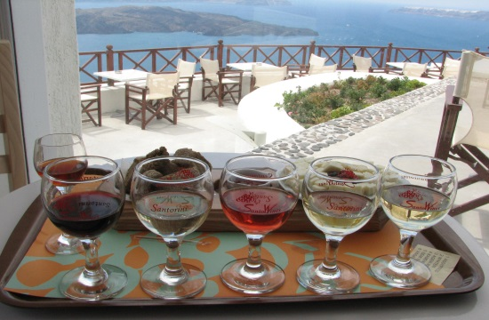 Greek wine exports soar attracting world's attention