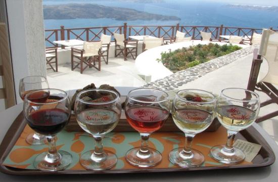 Greek wine exports to Australia rising sharply