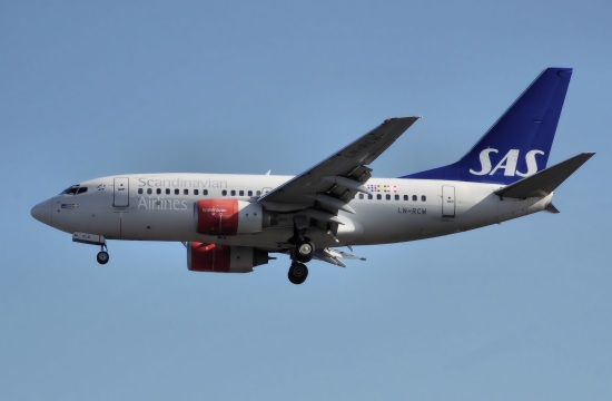 Scandinavian airlines removed advertising following online criticism (video)