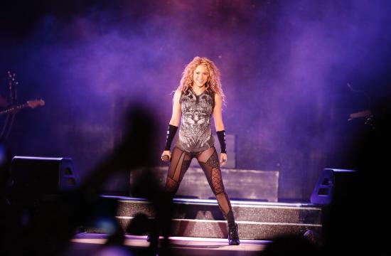 Shakira bought massive luxury villa in the region of Pegeia in Cyprus