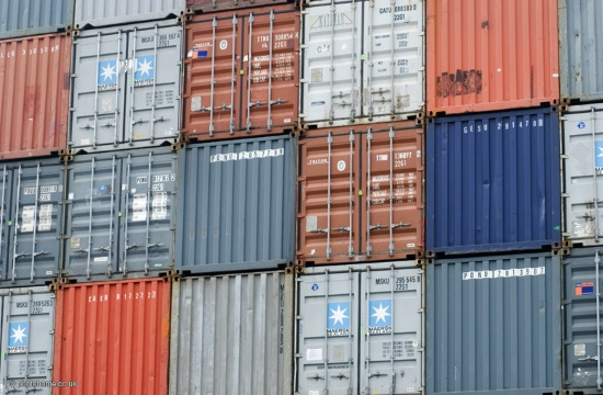 Greek trade deficit down in June but up during H1 2017