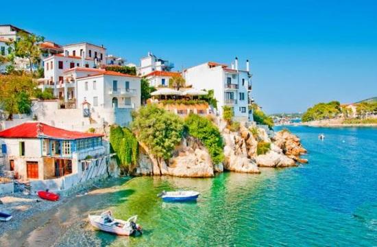 Greek island of Skiathos at Israel's IMTM 2018 exhibition