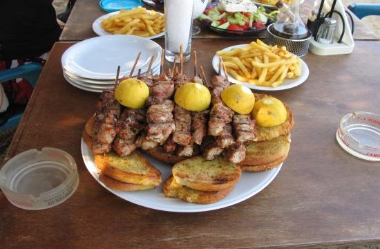 Pop-up food stall 'Souvlaki Street' serves Londoners a taste of Greece
