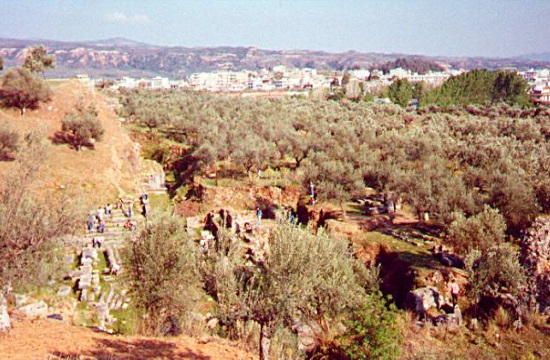 Sparta Trifecta Weekend 2017 in Greek site of Sparta on November 04-05