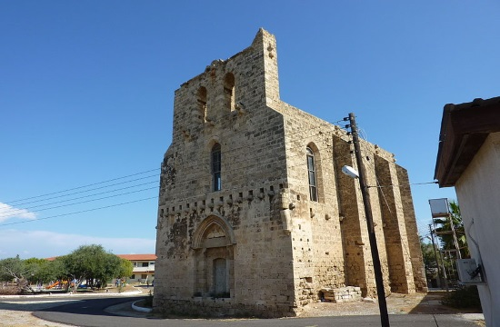 Restored church of Saint Anne and Tanners' mosque delivered in Famagusta