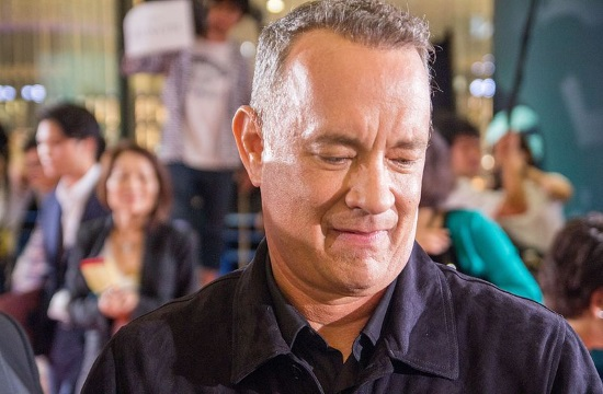 Tom Hanks finds 'perfect car' during August vacation in Greece