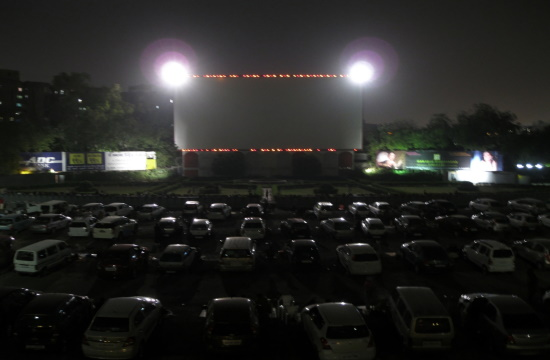 Greek capital of Athens to get a drive-in cinema again
