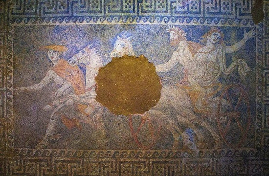Ancient Macedonian Kasta Tomb in Greece's Amphipolis set to open to public after excavation