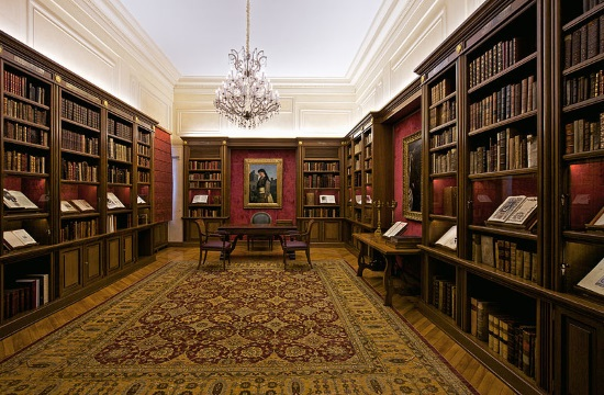 Educational programs for children and adults at Onassis Library in Athens