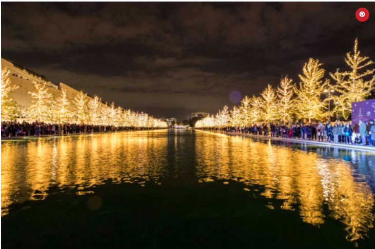 SNFCC Christmas World comes to life in Athens on December 1, 2020 (video)