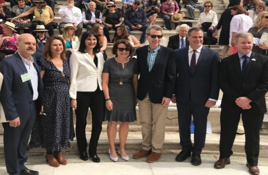 ASTA International Showcase conference on island of Rhodes in Spring 2019