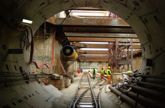 Technical solution for Thessaloniki Metro Venizelou Station greenlighted