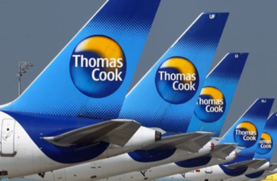 Update on proposed recapitalisation plan for Thomas Cook at £ 900 million