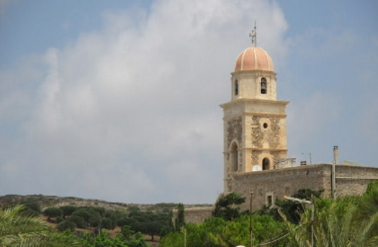 The Art of the Church and the Winery: Toplou Monastery in Crete island