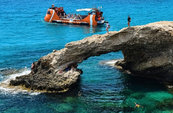 Revenue from tourism rises slightly in Cyprus during August 2019