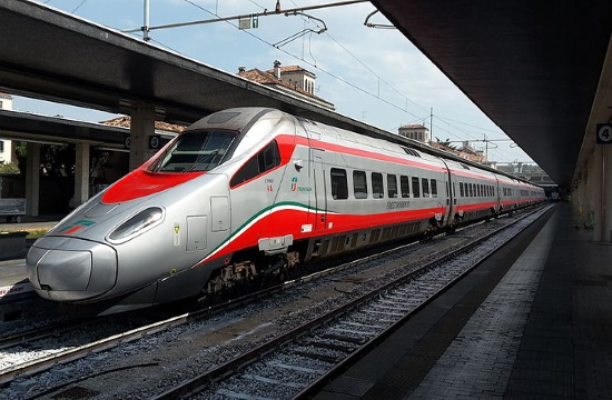 ItalianTrainOSE owners to invest €2.5 billion in Greece within 9 years