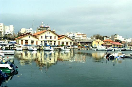 U.S. Ambassador visits works at northern Greek port  of Alexandroupolis