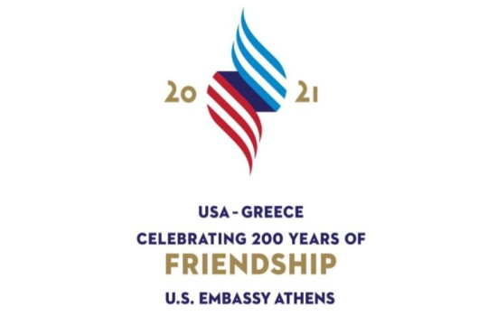 US campaign to commemorate Greece's Bicentennial USA & Greece anniversary