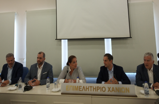 Minister Theoharis: Greece has a quality tourism product to offer