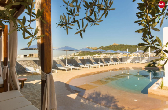 Media report: Secret 'rooftop beach' opens in the heart of Athens