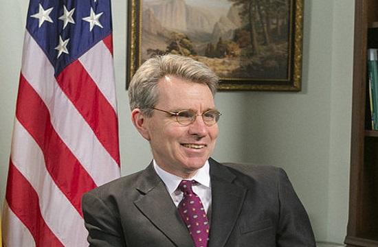 US Ambassador in Athens warns that China may use cash-hungry Greece