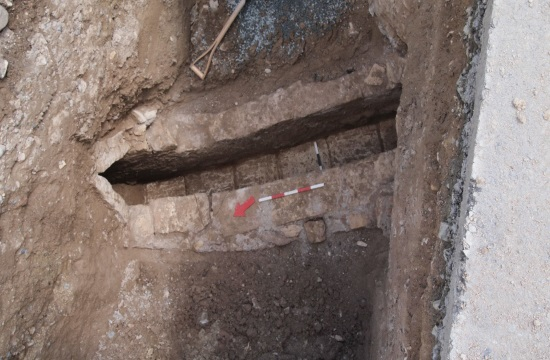 Vast necropolis discovered from rescue excavations at ancient Larnaca site