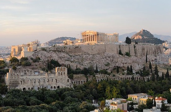 Athens Acropolis plateau closed to visitors on Tuesday