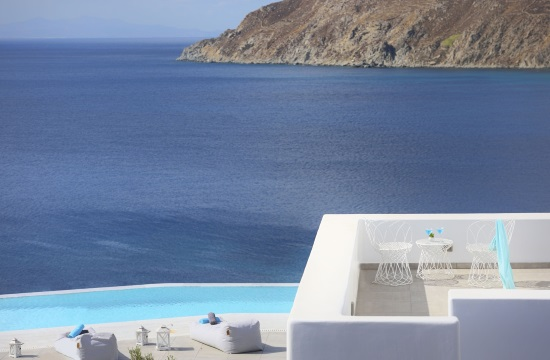 Mykonos reaching 12,000 euros per square metre for high-end properties