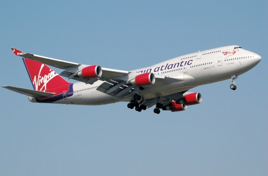 Virgin Atlantic: First LGBTQ-only crew to fly from London to New York (video)
