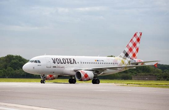 Volotea celebrates first anniversary in Athens with 250% rise in customers