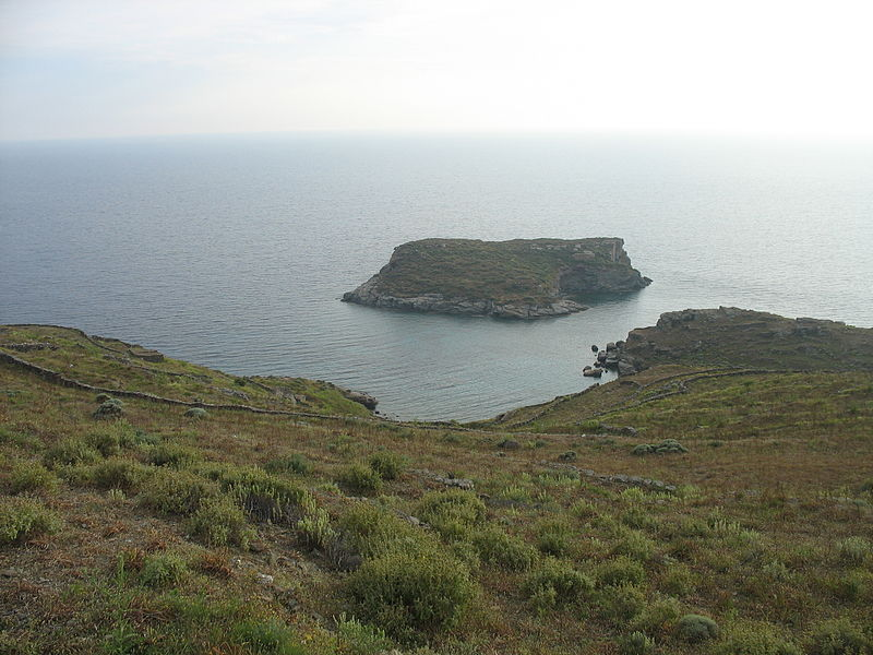 Impressive archaeological finds show Kythnos island was inhabited from 3rd Millenium BC