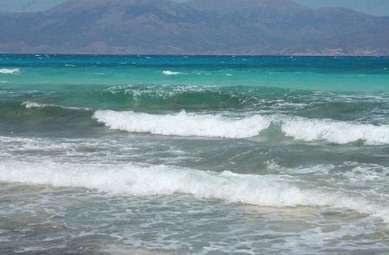 Professor: If large quake causes tsunami in Aegean, it will hit coast in 10-15 minutes