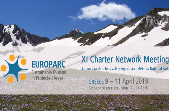 11th European Charter Network Meeting in Tzoumerka of Epirus, Greece