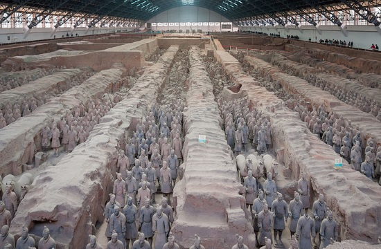 Ancient Greeks may have guided creation of China's Terracotta Army (video)