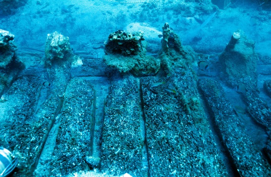 "Excavation of Lord Elgin's shipwrecked brig ""Mentor"" off Kithira yields more passenger items"
