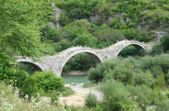 High occupancy rates in Zagori, Epirus in Greece over Easter Period