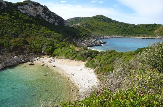 Travel report: Porto Timoni, the exotic paradise of Corfu island