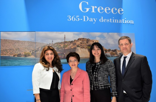 Tourism Minister: Record arrivals from Belgium to Greece in the 2017 season