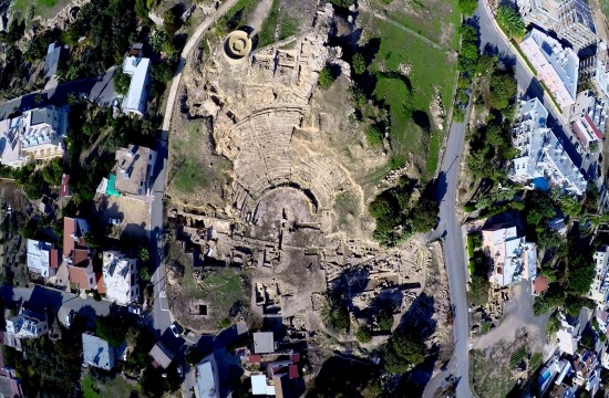 Impressive finds from excavations in Nea Paphos by the archaeological mission of Australia